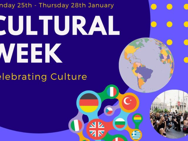 St Mary's Calne: Cultural Week