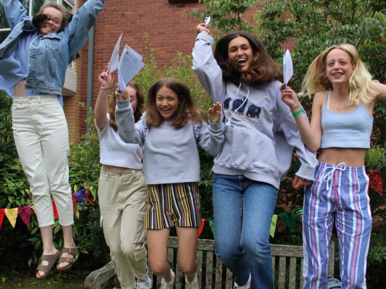 Paving bright futures with some excellent GCSE results